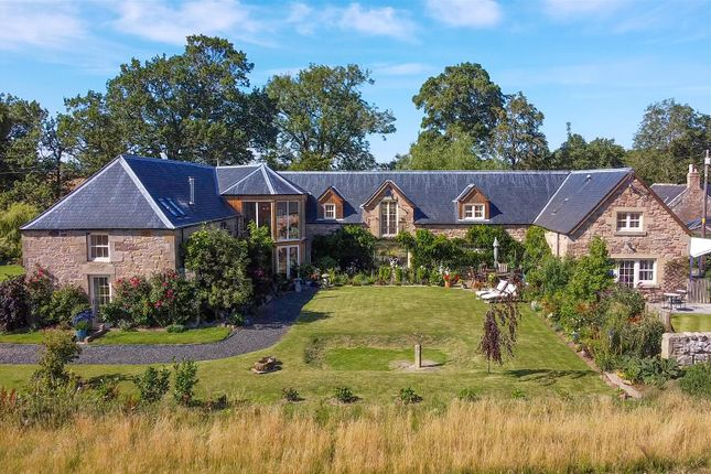 Thumbnail Country house for sale in Duns Road, Swinton, Duns