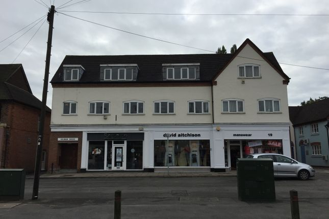 Thumbnail Office to let in Station Road, Knowle, Solihull