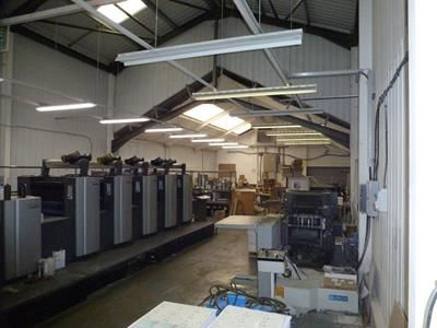 Thumbnail Light industrial to let in Whilems Works, Forest Road, Hainault, Hainault, Essex