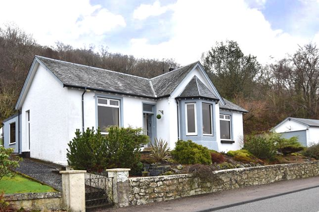 Thumbnail Bungalow for sale in Achintore Road, Fort William