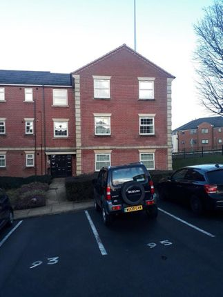 Thumbnail Flat to rent in Kirkby View, Sheffield