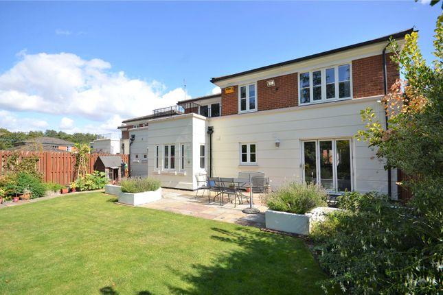 Rear Of Property of Wayland Close, Bradfield, Reading, Berkshire RG7