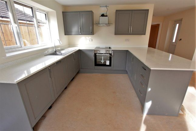 Kitchen of Corby Road, Swayfield, Grantham NG33