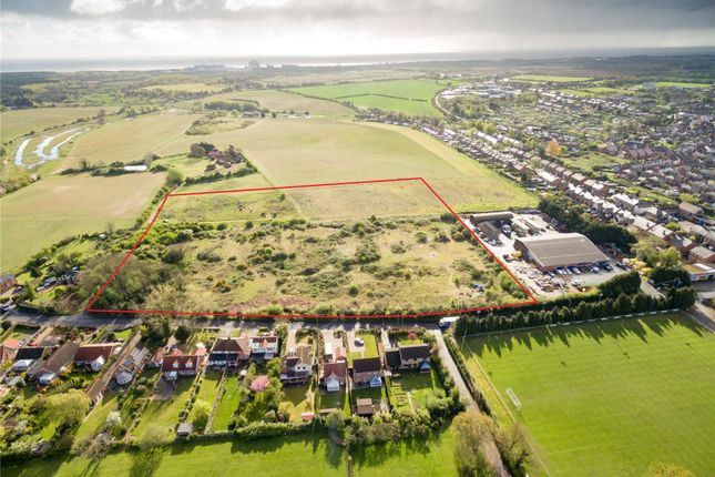 Thumbnail Land for sale in Abbey Road, Leiston