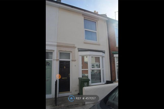 Thumbnail Terraced house to rent in Sutherland Road, Southsea