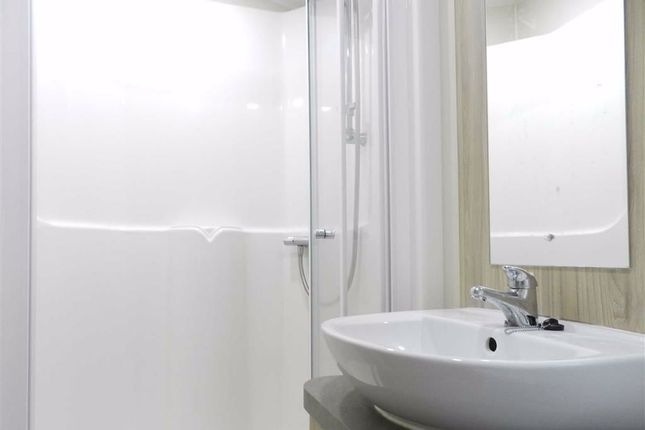 Shower Room of St Ives Holiday Village, Lelant Downs, St. Ives TR26