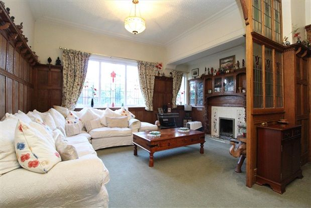 Drawing Room of Waterloo Road, Southport PR8