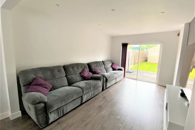 Thumbnail Terraced house to rent in Ravenswood Crescent, Harrow
