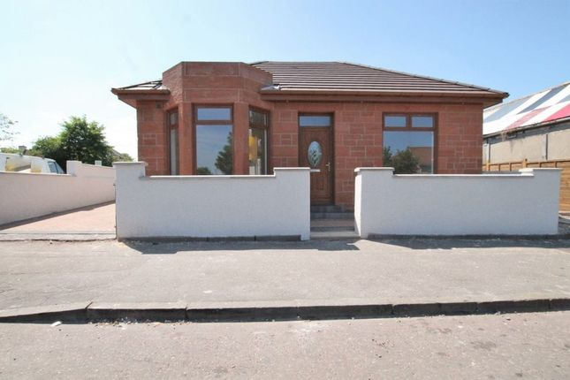 Thumbnail Detached bungalow for sale in North Road, Bellshill