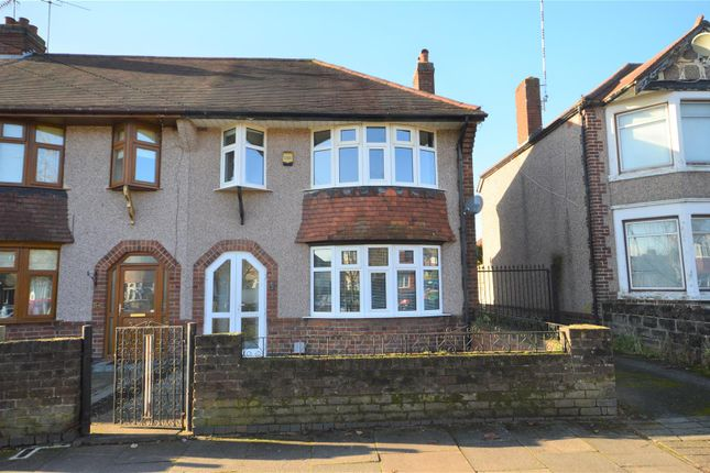 Front of Quinton Road, Cheylesmore, Coventry CV3