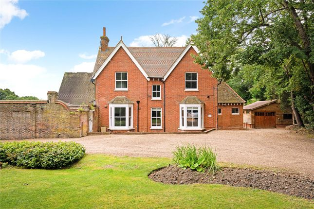 Thumbnail Detached house for sale in Kings Mill Lane, Redhill, Surrey
