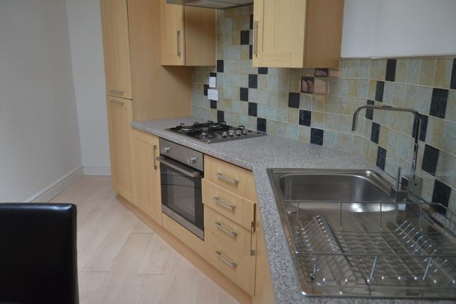 Thumbnail Flat to rent in 17, Skinner Street, Newport, Gwent, South Wales