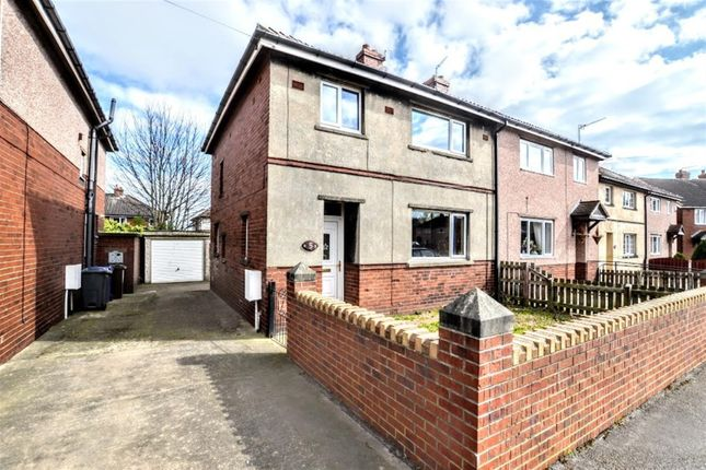 Thumbnail Semi-detached house for sale in Brookhill Road, Darton, Barnsley