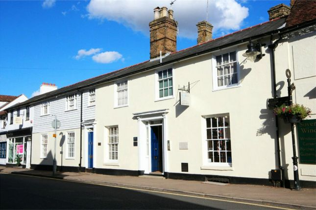 Thumbnail Flat for sale in 35 Knight Street, Sawbridgeworth, Hertfordshire