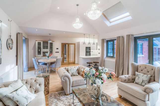 Thumbnail Detached house for sale in Thistle Drive, Stanground, Peterborough