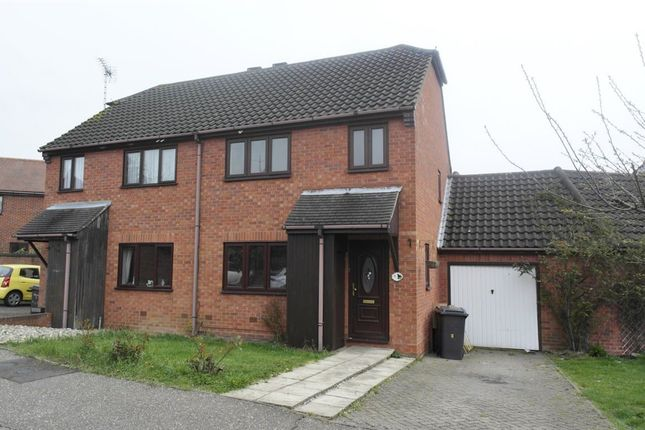 Thumbnail Semi-detached house to rent in Coburg Place, South Woodham Ferrers, Essex