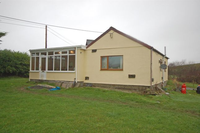 Thumbnail Detached bungalow for sale in Llanfarian, Aberystwyth