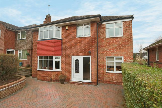 Thumbnail Detached house for sale in Winthorpe Road, Arnold, Nottingham