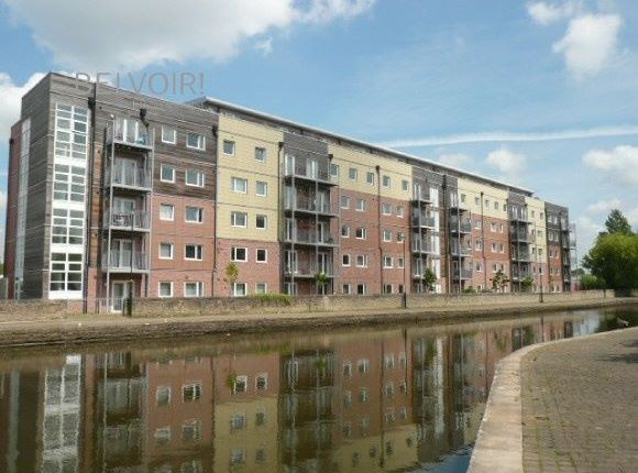 Thumbnail Flat to rent in Wharfside, Heritage Way, Wigan, Lancashire