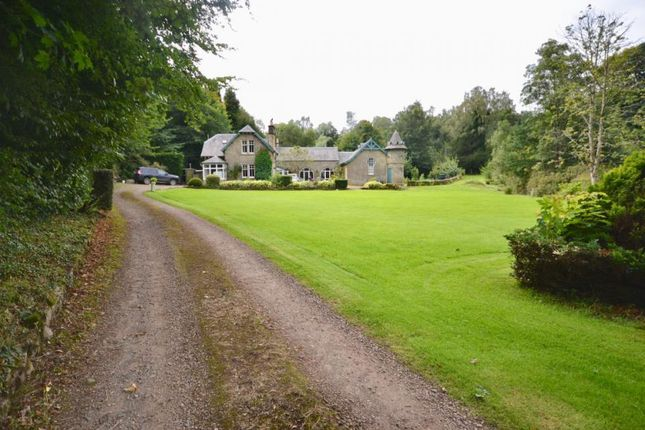 Thumbnail Detached house for sale in Linden Park, Hawick Roxburghshire