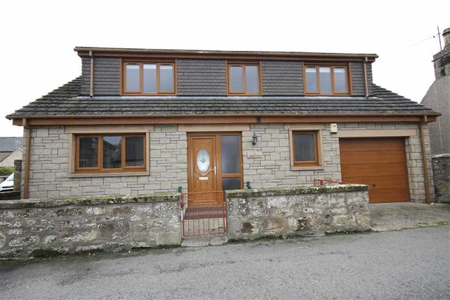 Thumbnail Detached house for sale in West Back Street, Bishopmill, Elgin