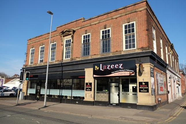 Thumbnail Commercial property for sale in Brook Street, Macclesfield