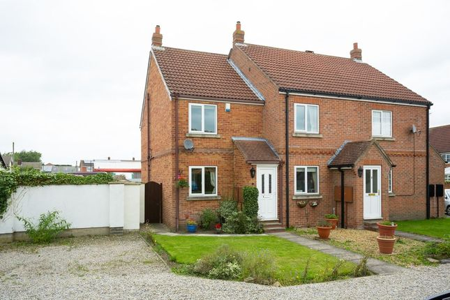 Thumbnail Terraced house for sale in White Horse Close, Huntington, York