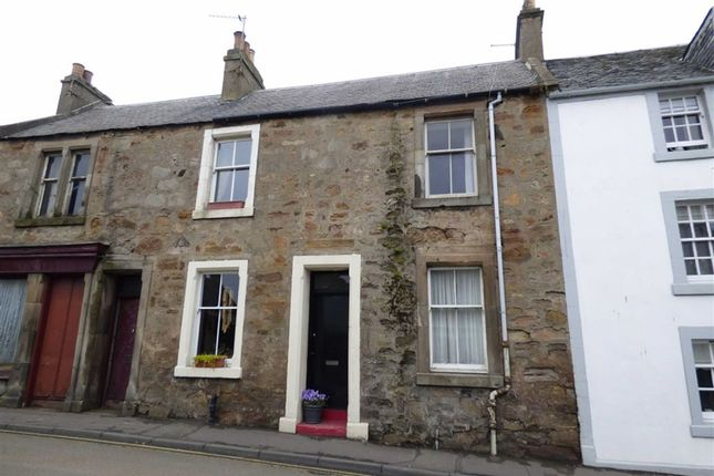 Thumbnail Terraced house for sale in High Street West, Anstruther, Fife