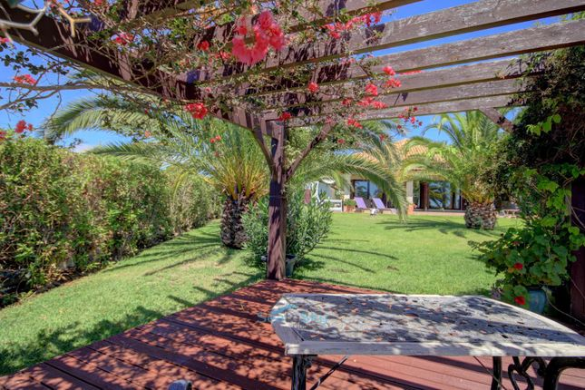 Garden Features of Caramujeira, Algarve, Portugal