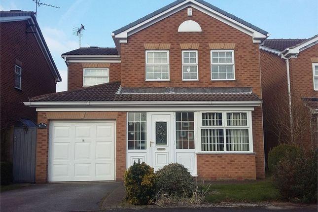 Thumbnail Detached house for sale in Summerfield Road, Kirkby-In-Ashfield, Nottinghamshire