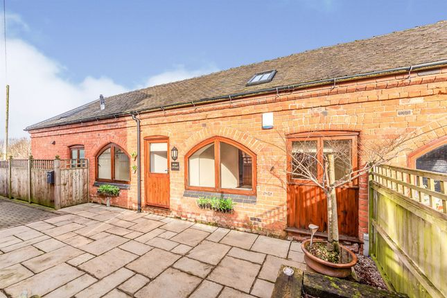 2 bed barn conversion for sale in Horsley Farm Court, Horsley Lane, Eccleshall, Stafford ST21