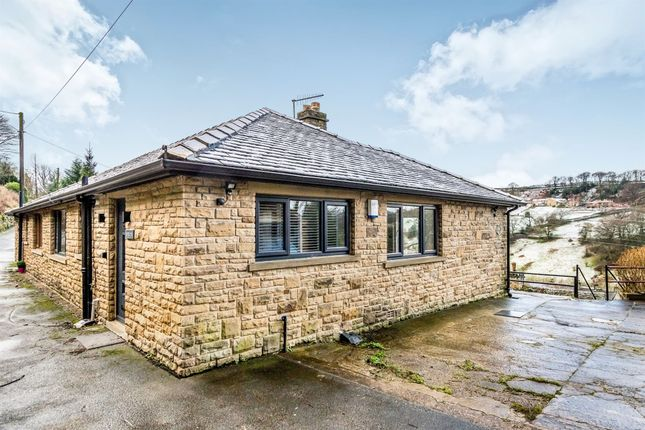 Thumbnail Semi-detached bungalow for sale in Nabb View, Underbank Old Road, Holmfirth