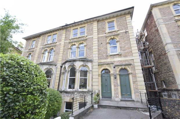 Thumbnail Flat for sale in Osborne Road, Clifton, Bristol