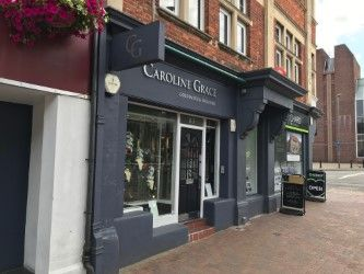 Thumbnail Commercial property for sale in High Street, Camberley