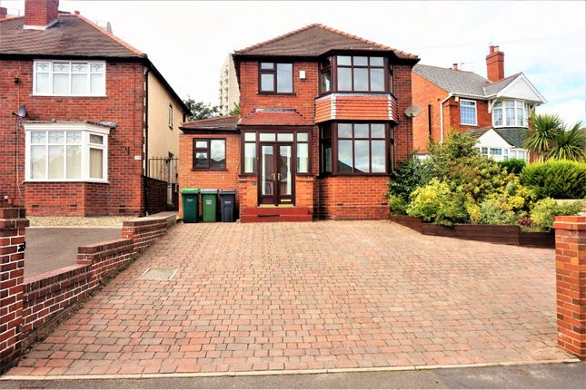 Thumbnail Detached house for sale in Uplands Avenue, Rowley Regis