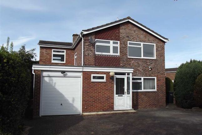 Thumbnail Detached house for sale in Watling Street, Ross-On-Wye, Herefordshire