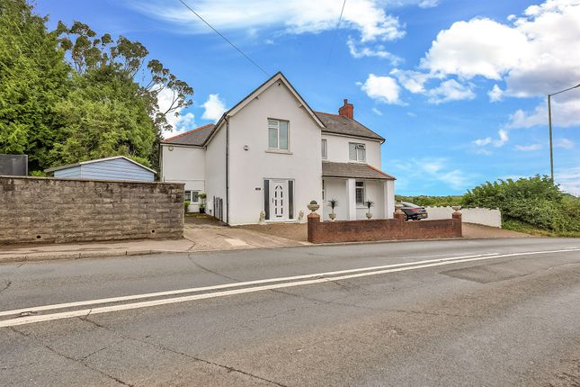 Thumbnail Detached house for sale in Groesfaen, Pontyclun