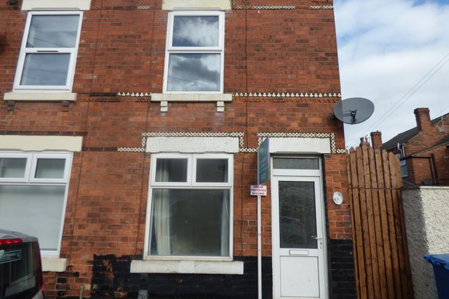 Thumbnail Terraced house to rent in Manners Street, Ilkeston