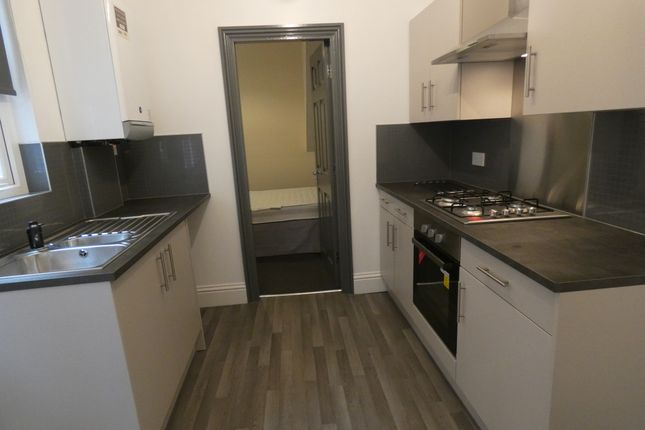 Thumbnail Flat to rent in Tavistock Road, Jesmond, Newcastle Upon Tyne