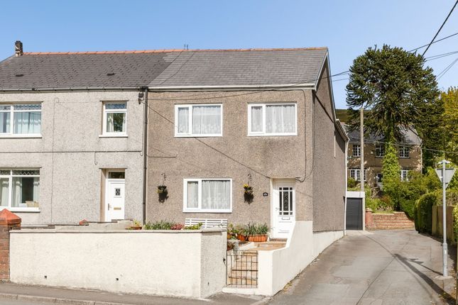 Thumbnail Semi-detached house for sale in Queen Street, Ebbw Vale, Blaenau Gwent