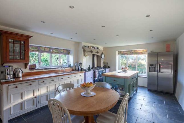 5 bed detached house for sale in Old Manor Farm, Ingst Hill, Olveston, Bristol
