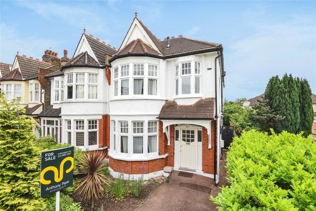 Thumbnail Semi-detached house for sale in St Georges Road, Palmers Green, London