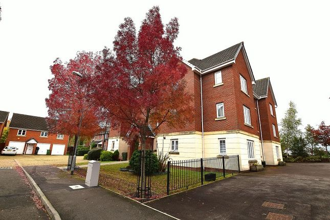 Thumbnail Flat for sale in Tasker Square, Llanishen, Cardiff.