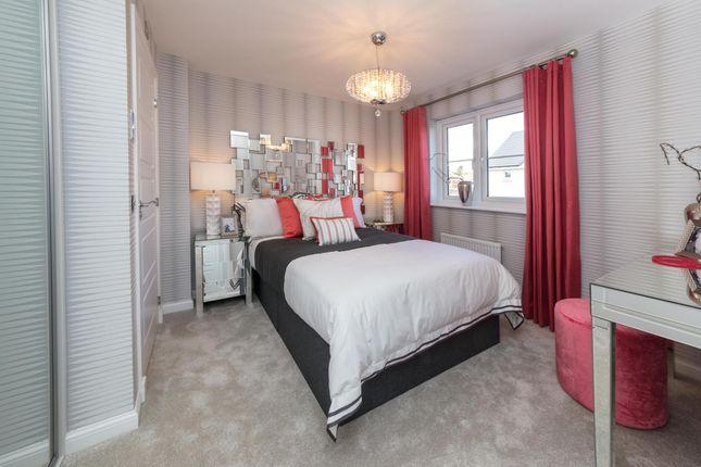 "Thumbnail Semi-detached house for sale in ""Traquair"" at Mavor Avenue, East Kilbride, Glasgow"