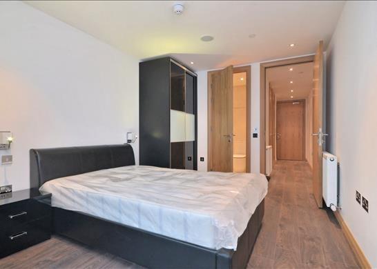 Bedroom of Pinnacle Tower, Fulton Road, Wembley Park HA9