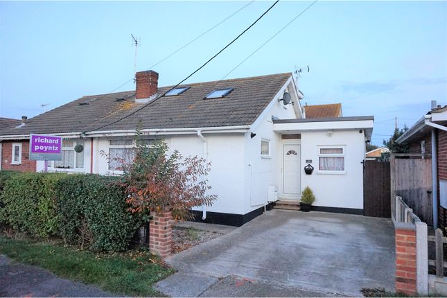 Thumbnail Property for sale in Hornsland Road, Canvey Island