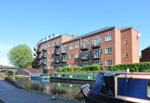 Thumbnail Flat for sale in St Vincent Street, Birmingham