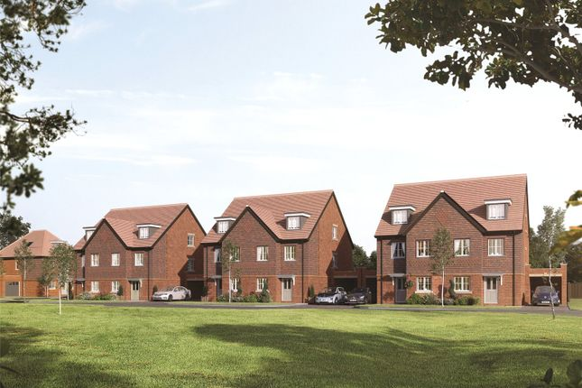 Thumbnail Semi-detached house for sale in 23, The Pashley, Parklands Manor, Besselsleigh, Oxfordshire