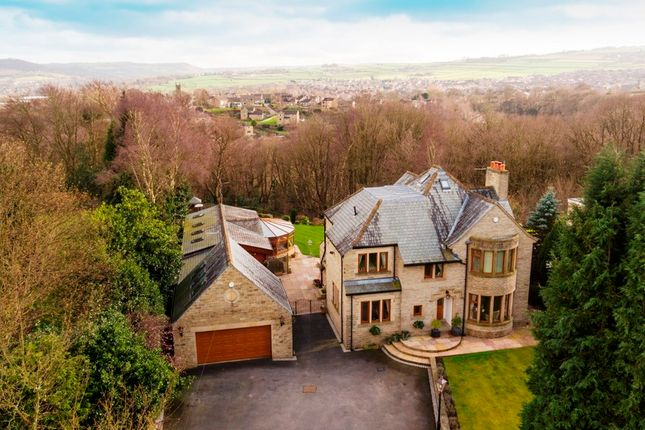 Thumbnail Detached house for sale in Sandbeds, Honley, Holmfirth