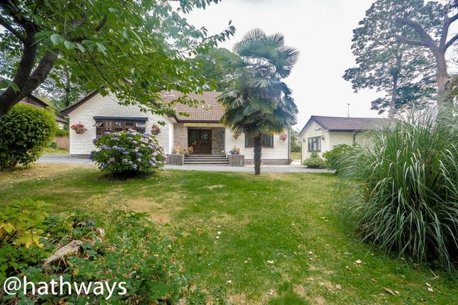 Thumbnail Detached house for sale in Tudor Woods, Llanyravon, Cwmbran